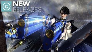 Bayonetta 2, Civ: Beyond Earth, Legend of Korra, Just Dance 2015- New Releases