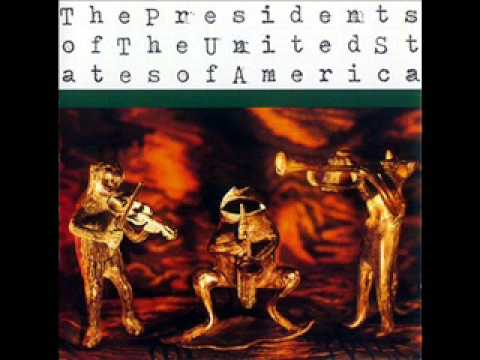 Presidents Of The Usa - Naked & Famous