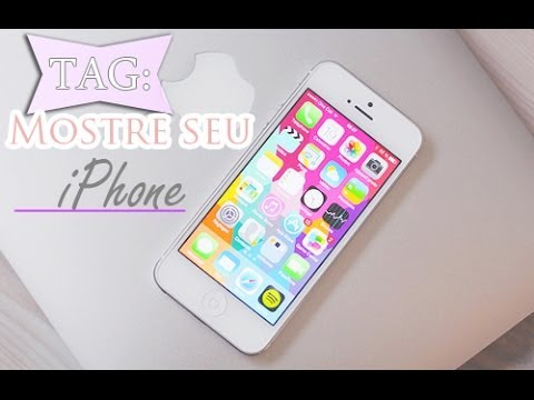 TAG: Mostre seu iPhone + Meus Apps | Fernanda Nog