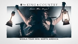 Let's talk about Burn The Ships | World Tour 2019: North America