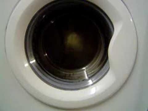 washing machine spinner