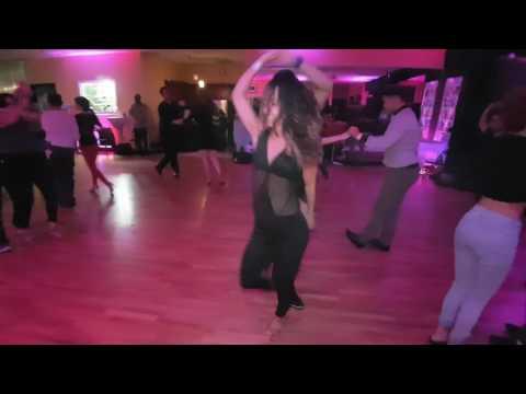 SalsaDura at Salrica 1/7 - Carlos Rincones y Emily Rose