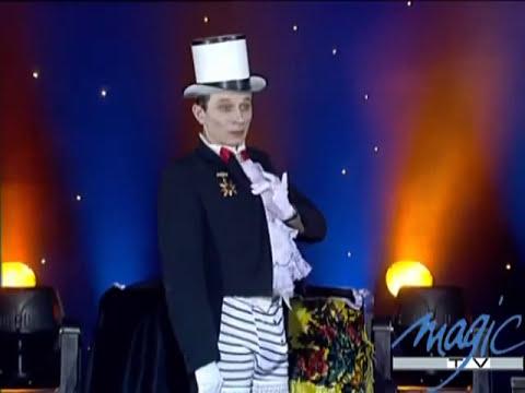 Voronin - comedy magic act - The world greatest Cabaret