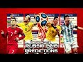 Fifa World Cup Russia 2018 ***(PREDICTIONS)*** | Official Final Prediction/Analysis