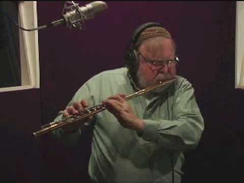 Jazz Flutist plays Jobim