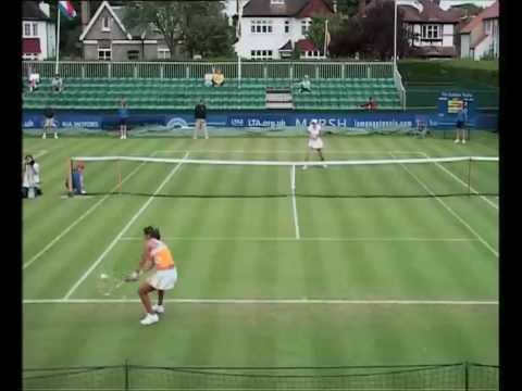 Elena Baltacha Documentary Part 4 Surbiton Trophy