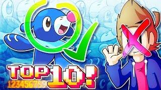 Top 10 WORST Gen 7 Pokemon