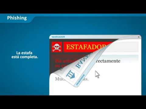 Phishing - Consejos para evitar el Phishing