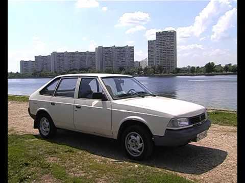 Тест-драйв Москвич 2141