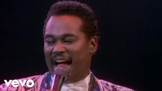 Luther Vandross - She Won't Talk To Me