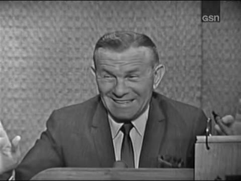 What's My Line? - George Burns; Martin Gabel [panel] (Feb 2, 1964)