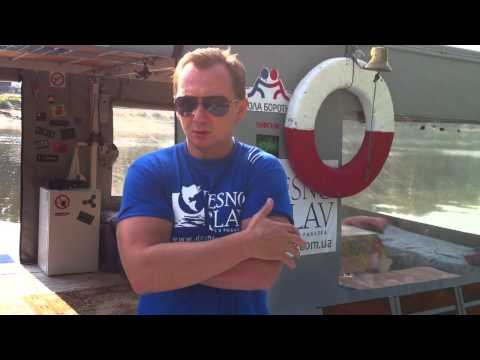 Сплав и рыбалка на реке Десна