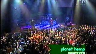 Planet Hemp Ao Vivo MTV - DVD