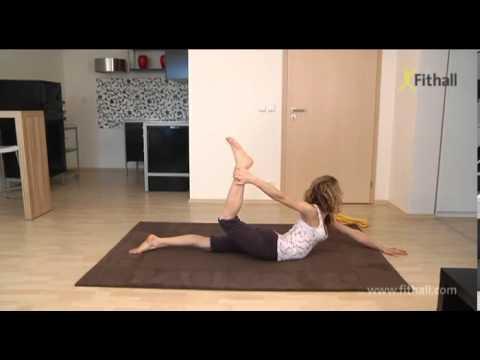 Joga pre zlepšenie flexibility bedrovej chrbtice