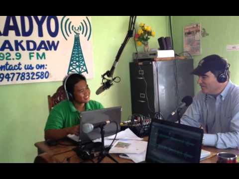 Philippines: UNOCHA Operations Director Interviewed on Radio Bakdaw