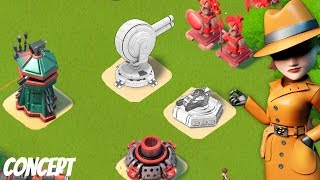 download musica Boom Beach 2 NEW Prototypes Revealed Update Information + Weapon Lab Cycle