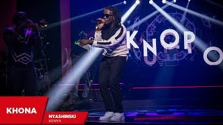 Nyashinski: Khona (Cover) - Coke Studio Africa