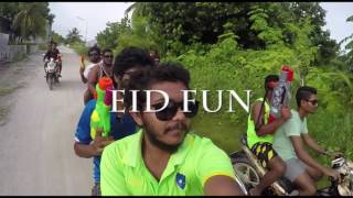 Trip to fuvahmulah (Eid Fun 2016)