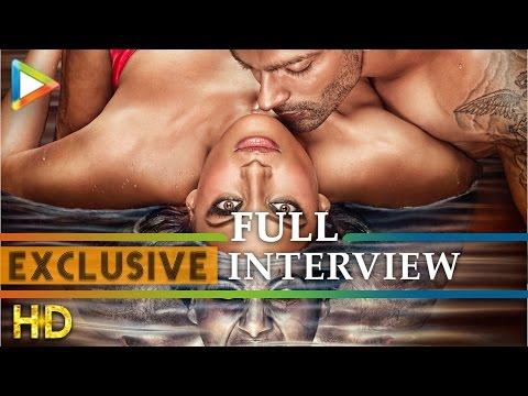 Full Interview - Bipasha Basu Karan Singh Grover's Exclusive On Alone