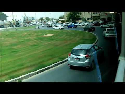 DUBAI BUS TOUR FROM AJMAN TO DUBAI UAE