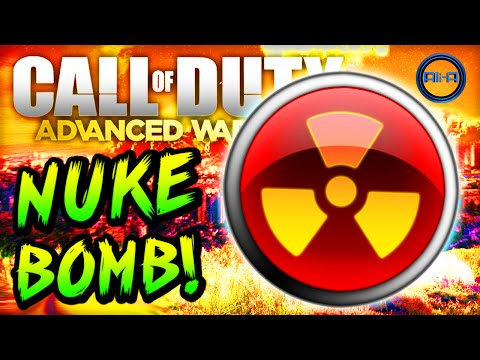 Call of Duty: Advanced Warfare DNA BOMB 30 Killstreak NUKE