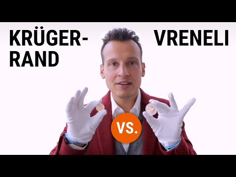 Krügerrand gegen Vreneli - Was ist der bessere Krisenschutz?