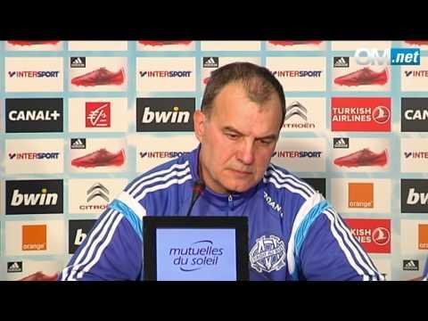 Conferencia de prensa Marcelo Bielsa 29-01-15