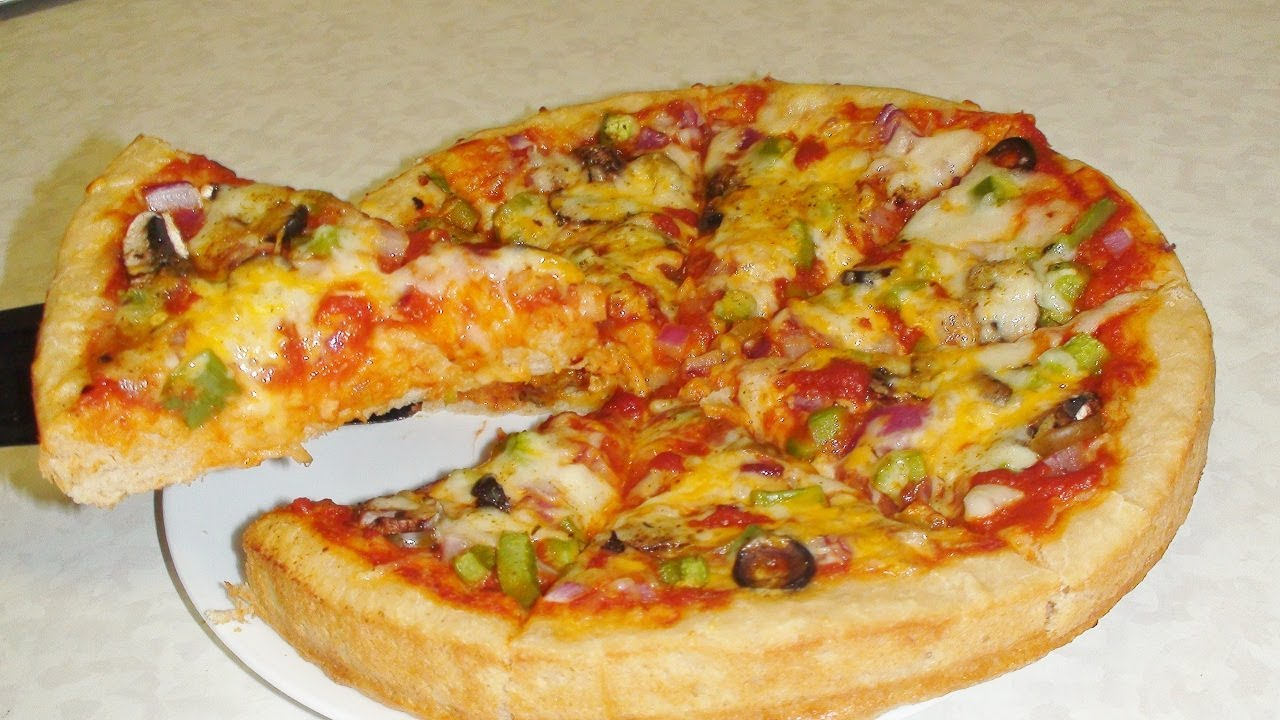 Greek Pizza Kitchen