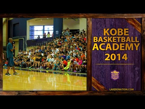 Kobe Bryant's 8th Annual Basketball Academy At Ucsb video