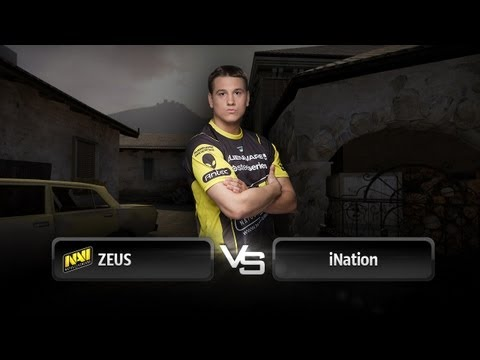 Zeus vs iNation @ RaidCall EMS One Summer 2013 Cup #2