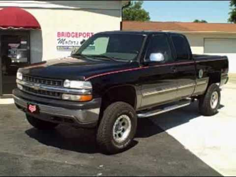 2001 Chevy Silverado Z71 4X4 4 Door