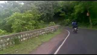 mandu fort road