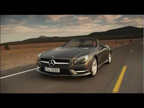 Mercedes-Benz SL-Class 2012, промо