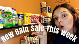 DOLLAR GENERAL IN STORE COUPONING! 5-20/5-26   CHEAP SPARKLE/TIDE & MORE!