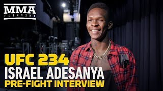 UFC 234: Israel Adesanya Says Anderson Silva Has Been 'Bored,' Vows to Bring Back Old 'Spider'