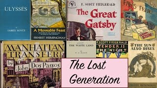 The Lost Generation Writers (Story Time with Mr. Beat)