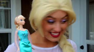 Frozen Elsa & Spiderman, Anna Funny games