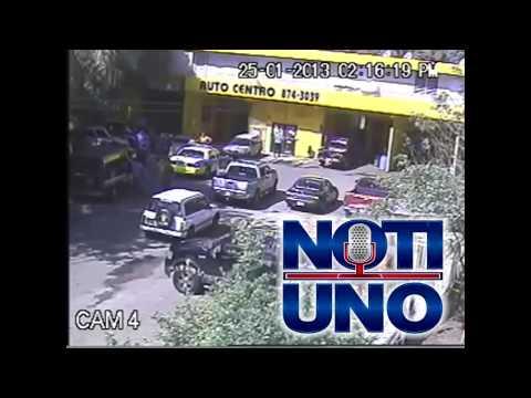 NotiUno 630: Intervención Policias