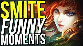 CHINESE VERSION OF SMITE IS BROKEN! (Smite Funny Moments)