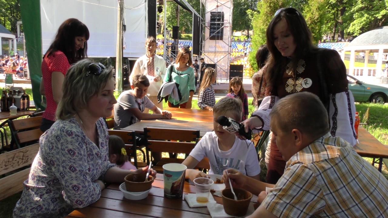 Бігус на різні смаки і пиво найстарішої броварні України. Калуш відсвяткував 580-річчя