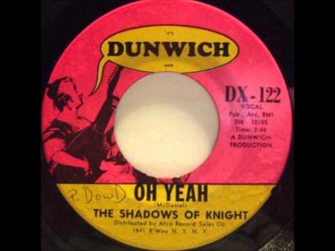 Shadows Of Knight Oh Yeah Light Bulb Blues