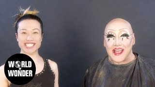 Transformations with James St. James: Yuhua Hamasaki queen from RuPaul