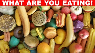 VIDEO: Is the food you eat fake? What Are You Really Eating?