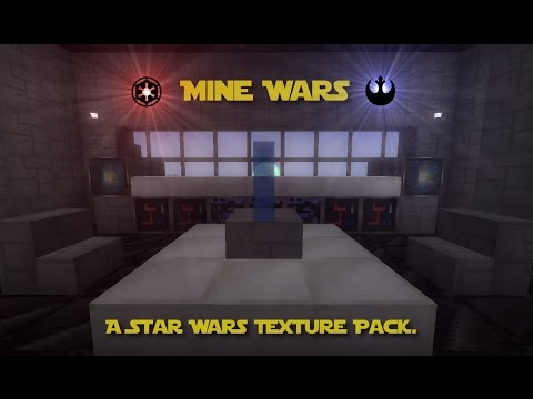 MCPE: Star Wars Texture Pack!!! (Texture Pack)