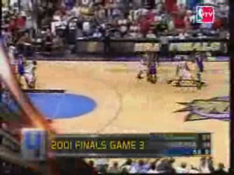Top 10 Clutch Playoff Plays:Robert Horry