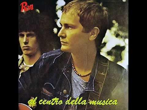 Ron – Al Centro Della Musica [Audio HQ]