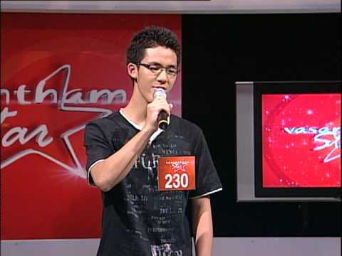 Chinese Boy singing tamil song-Vasantham Star 2009 Music Videos