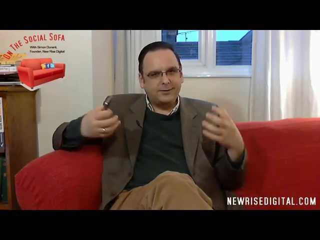 On The Social Sofa Episode 4: A Mobile Strategy Is Essential For The Survival Of Your Business