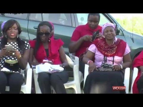 Parents wait for return of Nigerian schoolgirls