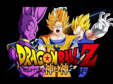 Review a Dragon Ball Z: Battle of Gods